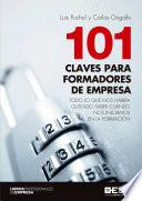 101 Claves para formadores de empresa