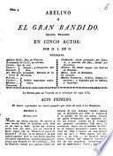 Abelino Ó El Gran Bandido