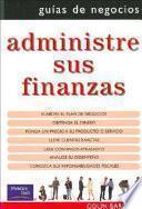 Administre Sus Finanzas