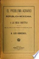 Agrarian problem in Mexico