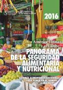América Latina y el Caribe: Panorama de la seguridad alimentaria y nutricional 2016