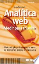 Analítica Web: medir para triunfar