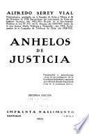 Anhelos de justicia