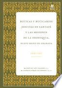 Boticas y boticarios jesuitas en Santafé y las misiones de la Orinoquia