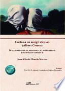 Cartas a un amigo alemán (Albert Camus) Diálogos entre el derecho y la literatura: los totalitarismos II.