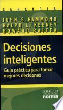Decisiones Inteligentes