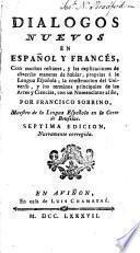 Diálogos nuevos en Español y Francés
