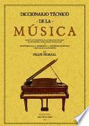 Diccionario técnico de la música