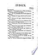 Disertación fisico-química y análisis de las aguas minerales de la villa de Alhama en el reyno de Murcia