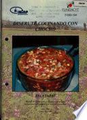 Disfrute Cocinando Con Chocho