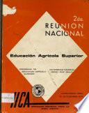 Educacion Agricola Superior