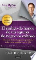 El cdigo de honor de un equipo de negocios exitoso / Team Code of Honor
