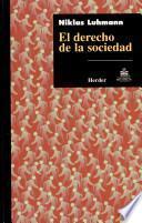 El derecho de la sociedad
