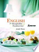 English for Hospitality and Foodservice