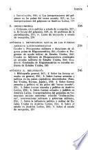 Fuerzas armadas y estado de excepción en Ameŕica Latina