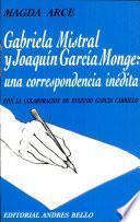 Gabriela Mistral y Joaquín García Monge