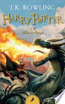 Harry Potter Y El Cáliz de Fuego (Harry Potter 4) / Harry Potter and the Goblet of Fire