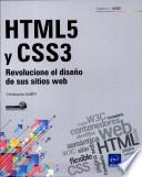 HTML5 y CSS3 - Revolucione el diseño de sus sitios web
