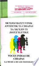 La música tzotzil