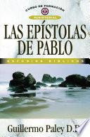 Las epístolas de Pablo