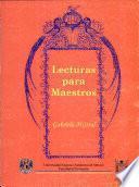 Lecturas para Maestros