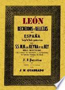 León : recuerdos y bellezas de España