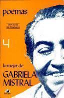 Lo mejor de Gabriela Mistral