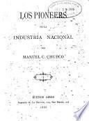 Los pioneers de la industria nacional