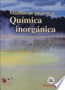 Manual de prácticas Química inorgánica