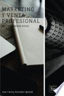 Marketing y Venta Profesional