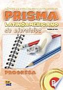 Método de español para extranjeros Prisma latinoamericano