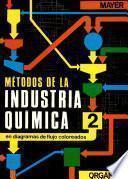 Métodos de la industria química. Orgánica