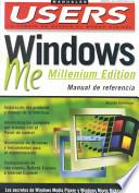 Microsoft Windows ME Manual Del Usuario