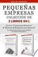 Pequeñas Empresas Colección de 2 Libros en 1