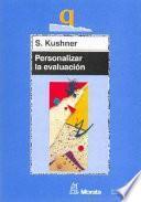 Personalizar la evaluación