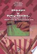 PHP y MySQL
