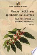 Plantas medicinales aprobadas en Colombia