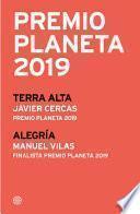 Premio Planeta 2019: ganador y finalista (pack)