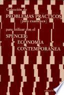 Problemas prácticos. Economía contemporánea