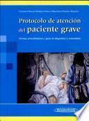 Protocolo de atención del paciente grave