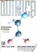 Química inorgánica moderna