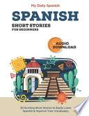 Spanish Short Stories for Beginners With Audio Download