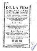 Vida maravillosa de la Venerable virgen doña Marina de Escobar, natural de Valladolid, 2