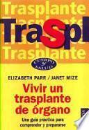 Vivir un Trasplante de órgano